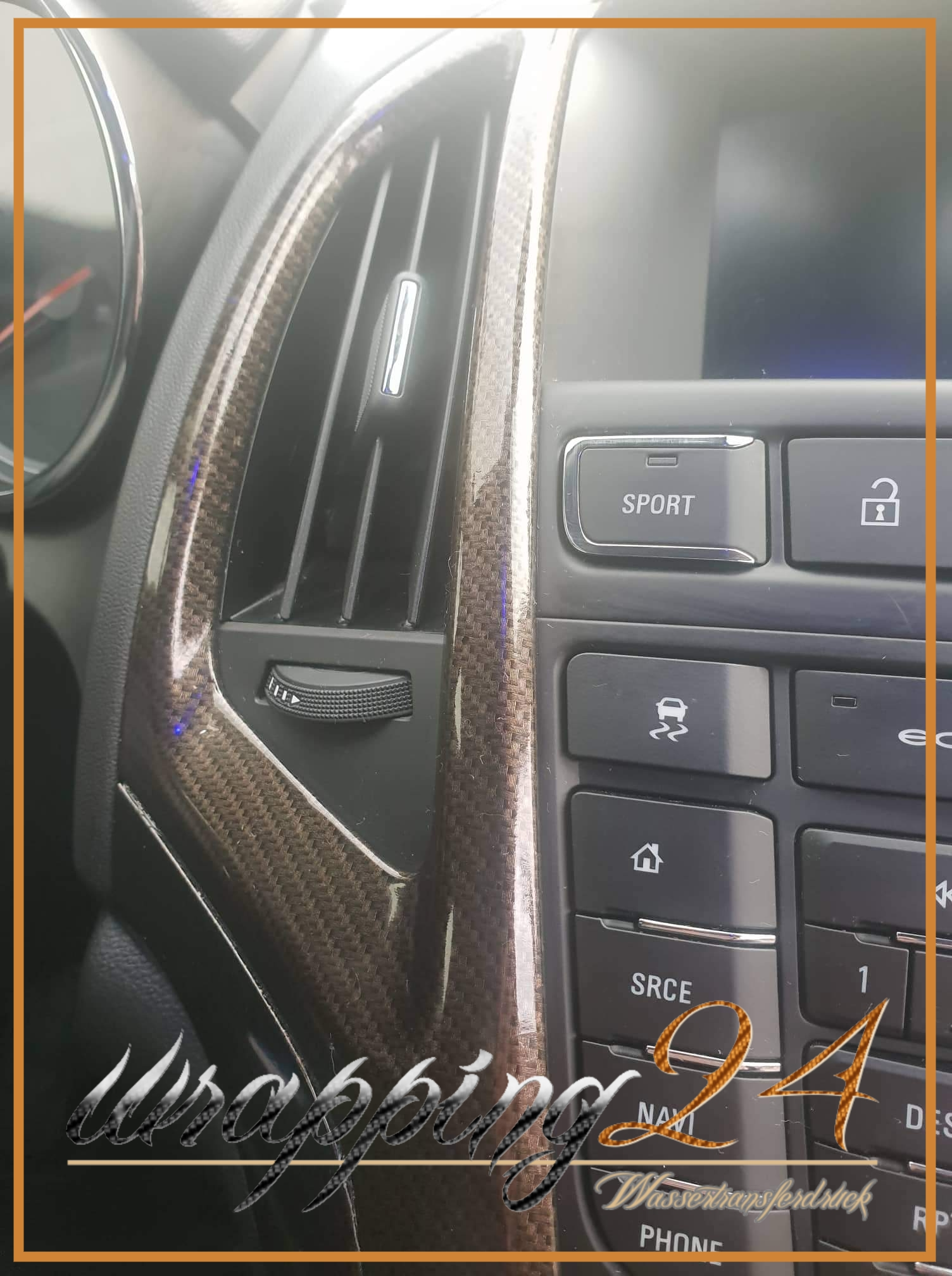 air condition dashboard veredelt tuning styling neu 2019